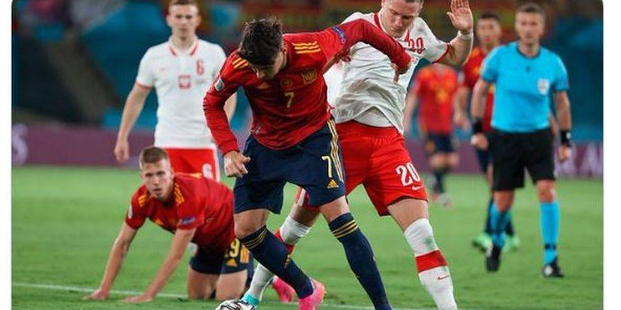 Berita EURO 2020 - Imbang Lagi, Spanyol Sekarang Kurang Pemain Sangar
