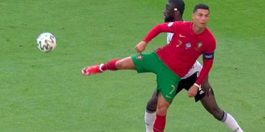 Cristiano Ronaldo Dicap Bodoh Usai Lakukan Skill Luar Biasa Lawan Jerman