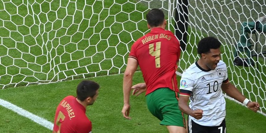 Ronaldo Harus Gigit Jari, Kalah dari Gol Bunuh Diri di Daftar Top Scorer Euro 2020