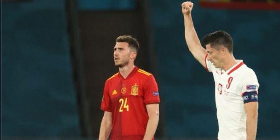 Rekor EURO 2020 - Robert Lewandowski Cuma Seperempatnya Cristiano Ronaldo, tapi Sejajar dalam Hal Ini