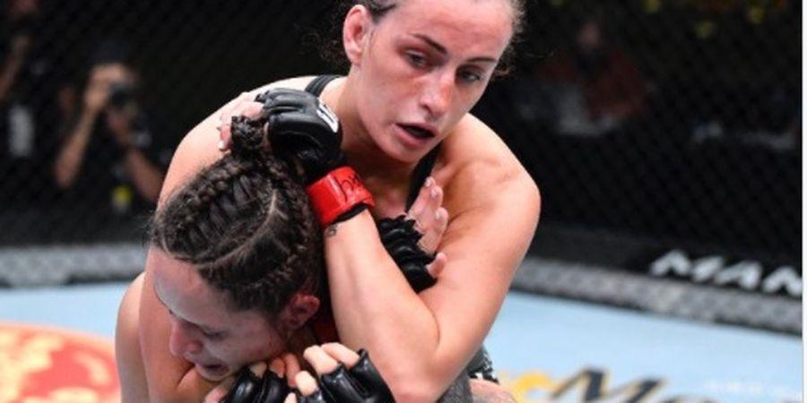 Hasil UFC Vegas 29 - Dibuka Cekikan Nina Bobo dan KO 37 Detik