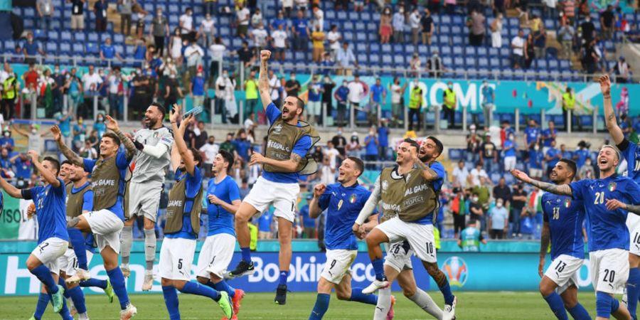 Jadwal Siaran Langsung EURO 2020 - Malam Ini, Italia Vs Austria Live RCTI
