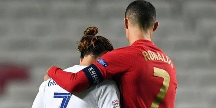 Starting XI Portugal vs Prancis - Ronaldo Lawan 3 Penuntut Balas