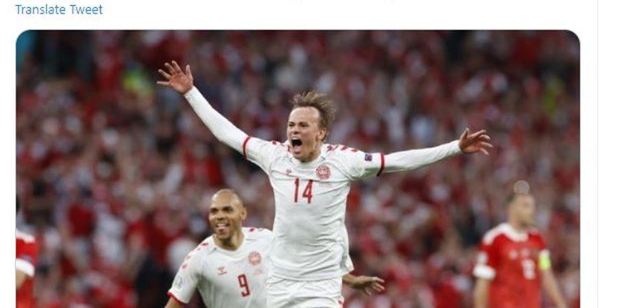 Klasemen EURO 2020 - Denmark Lolos dari Lubang Jarum, Belgia Sempurna