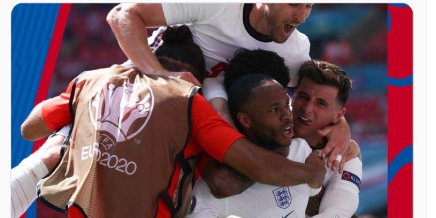 Inggris Lolos ke 16 Besar Euro 2020 Tanpa Keringat, Pilih Mengalah Jadi Runner-up, Kenapa?