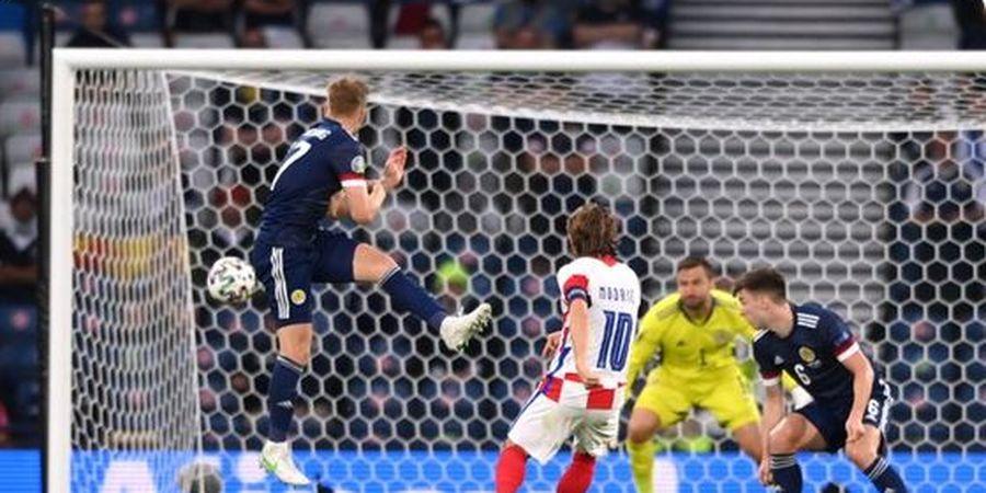 Hasil Lengkap EURO 2020 - Luka Modric Trending Topic, Cetak Gol di Luar Nalar, FIFA Sebut Ajaib