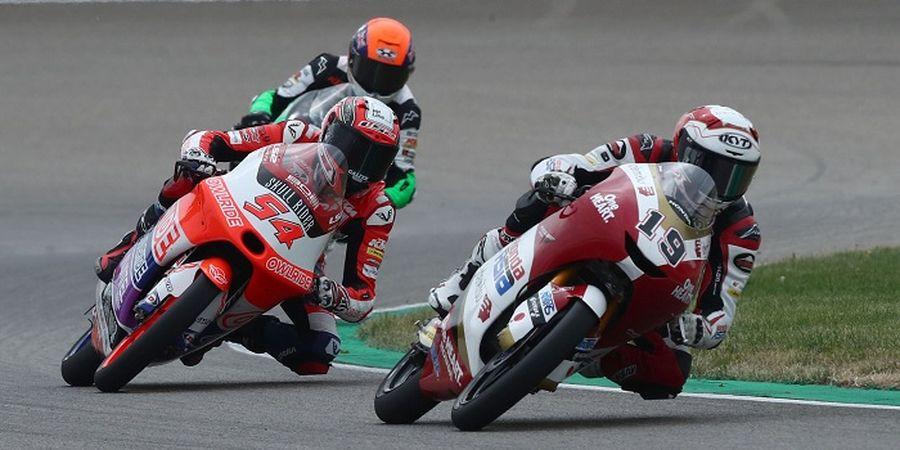 Hasil Kualifikasi Moto3 Belanda 2021 - Cobaan untuk Pembalap Indonesia