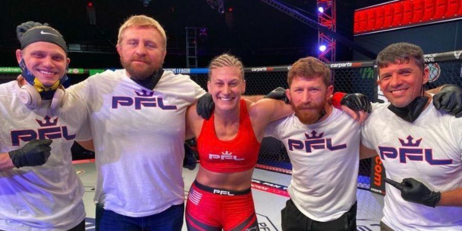 Hasil PFL 6 - Incaran UFC Menggila, Pendahulu Khabib Makin Remuk