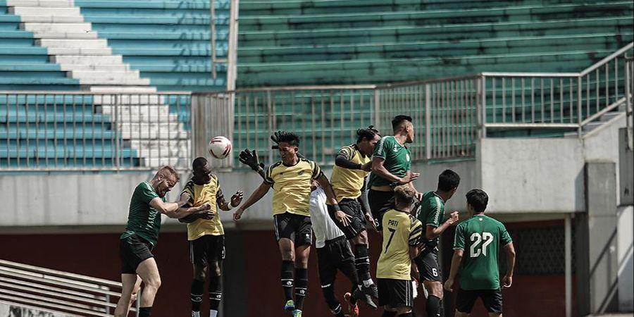 Prediksi Susunan Pemain PSS Sleman Vs Persija Jakarta, Duel Panas Jawara Piala Menpora 2021
