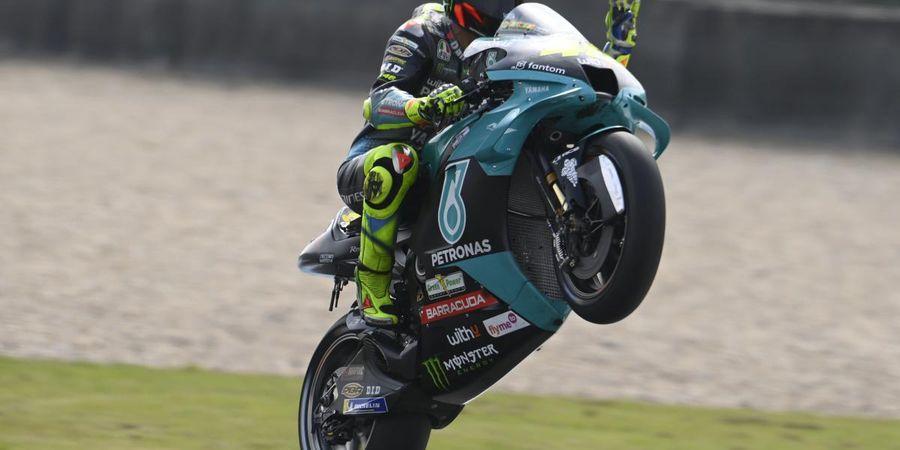 Valentino Rossi Dipercaya Masih Jadi Pembalap Cepat pada MotoGP 2021