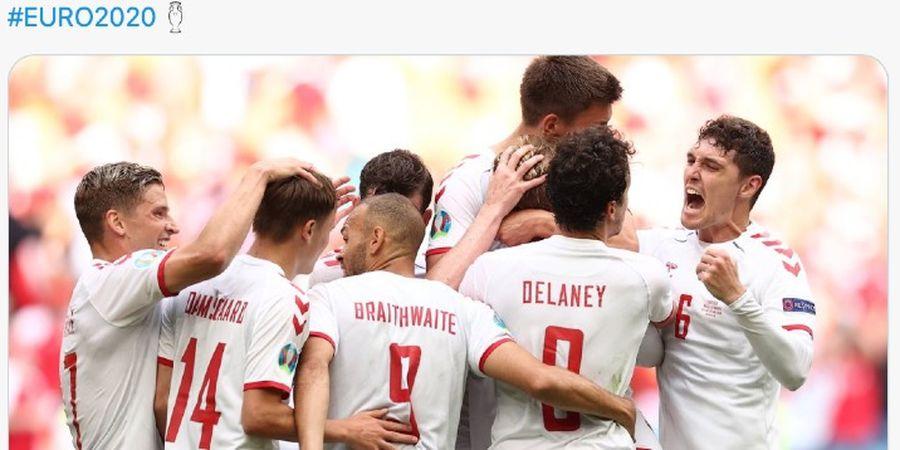 Semifinal EURO 2020 - Lawan Denmark, Jose Mourinho Wanti-wanti Inggris