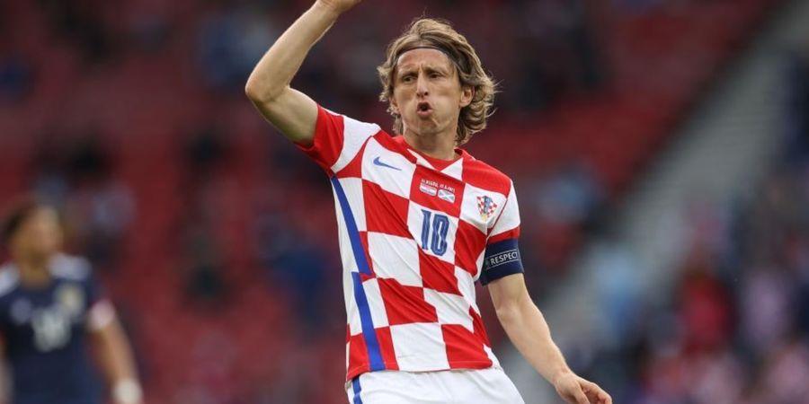 Babak 16 Besar EURO 2020 - Kapten Atletico Madrid Siap Matikan Luka Modric