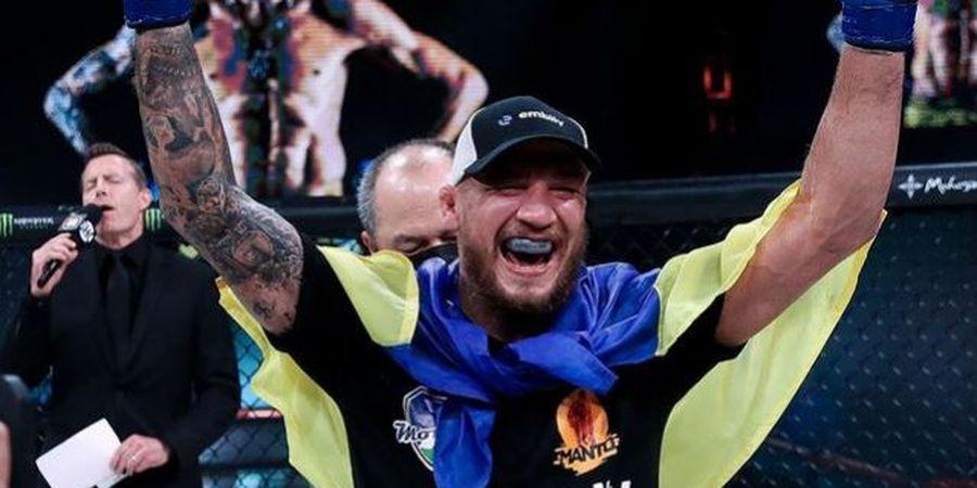 Disama-samakan dengan Khabib, Jagoan Ajang Saingan UFC Tak Sudi