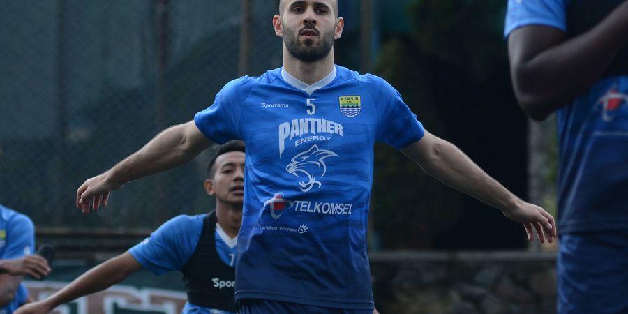 Liga 1 Jadi 'Neraka' untuk Pemain Sekelas Michael Essien, Pemain Asing Persib Bandung Angkat Bicara