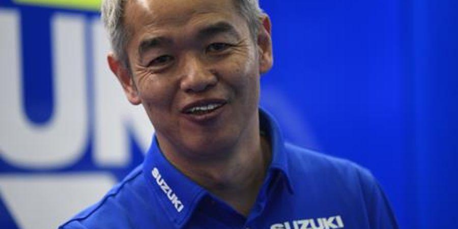 Suzuki Tak Mau Tertekan Harus Pertahankan Gelar Juara Dunia MotoGP