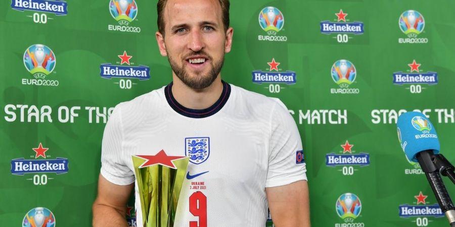 Man of The Match EURO 2020 - Taring Tajam Sang Kapten Tiga Singa