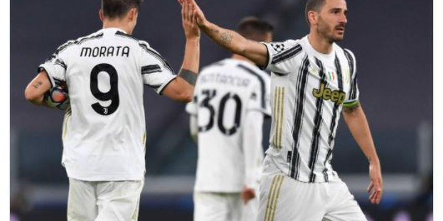 Kecintaannya pada Juventus Buat Leonardo Bonucci Urung Gabung Man City