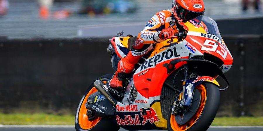 Dicecar Pertanyaan soal Marc Marquez, Pembalap MotoGP Ini Emosi