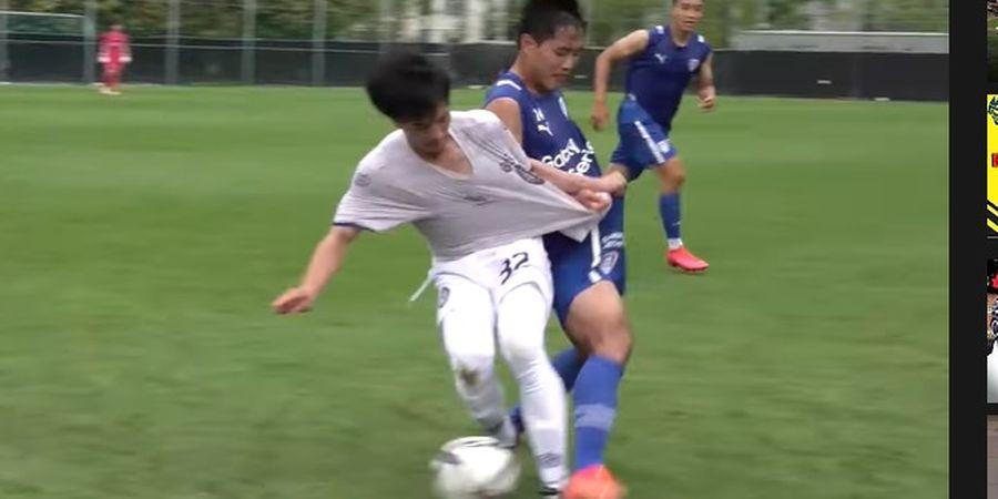 Mantan Pemain Persib Junior Ini Gigit Jari di Liga Korea Selatan