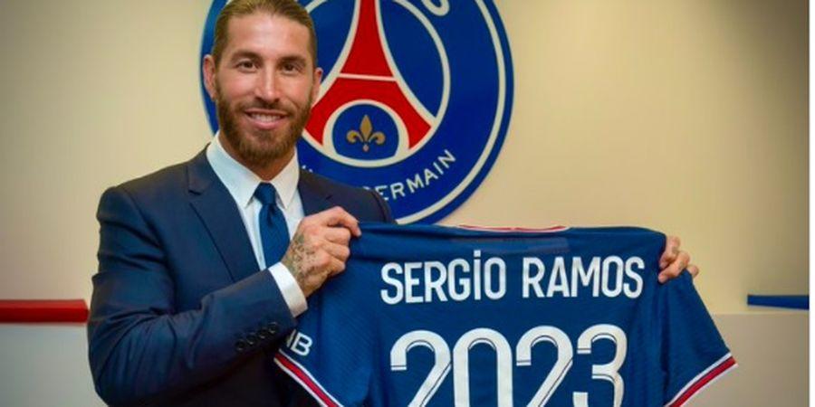 Baru Gabung PSG, Sergio Ramos Langsung Beri Saran Mengejutkan pada Kylian Mbappe