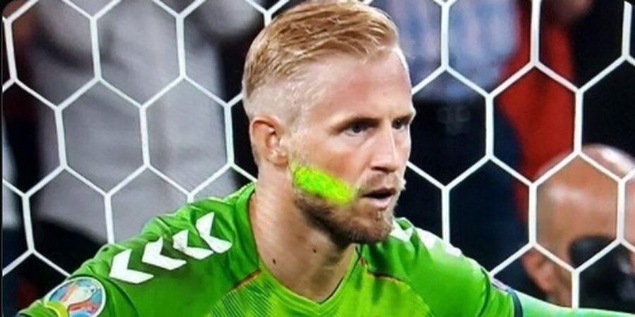 EURO 2020 - UEFA Jatuhkan Hukuman kepada Inggris Terkait Insiden Laser