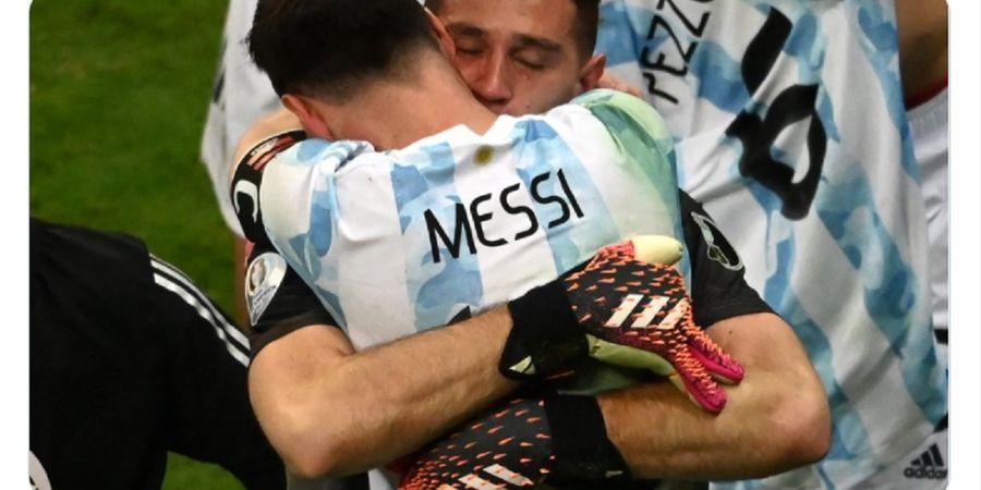 Messi Sempat Marah, Legenda Paraguay: Mau Juara Copa America Wajib Juga Kalahkan VAR dan Wasit