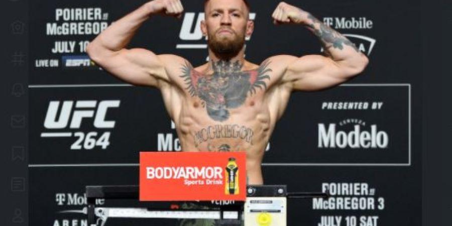 Conor McGregor Disebut Akan Alami Sakit Luar Biasa dengan Pelat Titanium