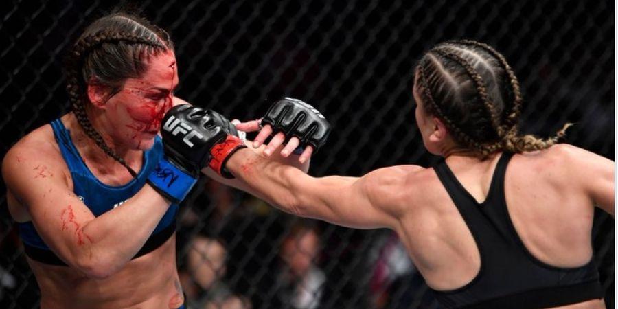 Hasil UFC 264 - Tercipta Mata Ketiga di Jidat, Duel Ngeri 2 Pemburu Ratu Kelas Terbang