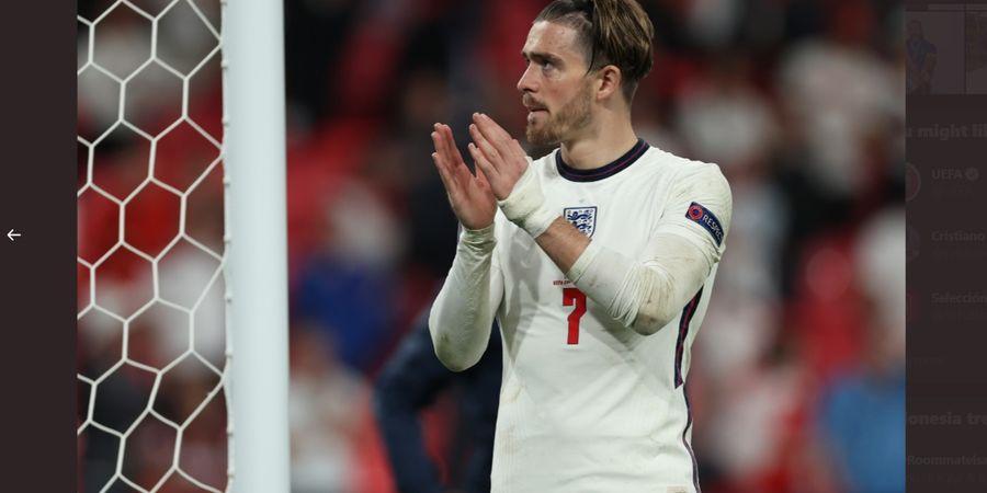 Dituding Ogah Ambil Penalti di Final Euro 2020, Begini Kecaman Balik Grealish ke Roy Keane