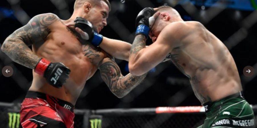 PPV UFC 264 Terjual 1,8 Juta, Belum Lampaui Rekor Khabib vs McGregor