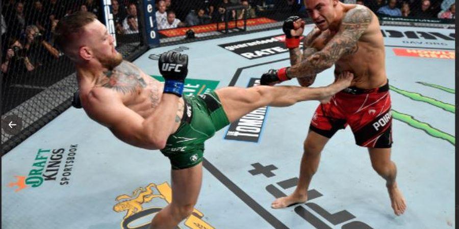 Conor McGregor Layak Dihormati meski Kalah dari Dustin Poirier