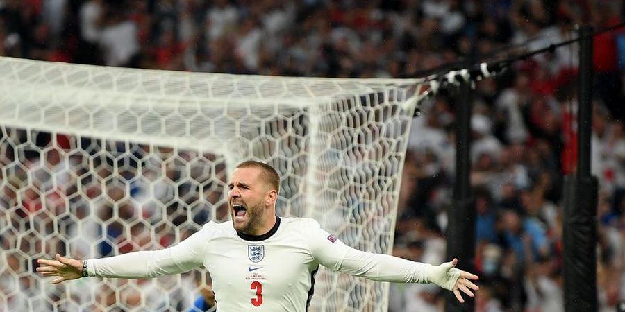 Roberto Carlos Sebut Luke Shaw Pemain Terbaik di EURO 2020 sambil Tertawa