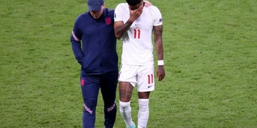 Tak Dapat Peran Penting, Rashford Sesali Keputusan Main di EURO 2020