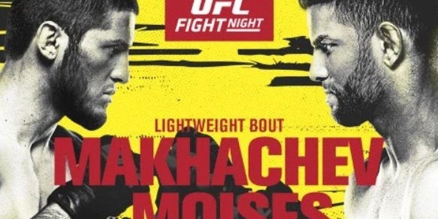 UFC Vegas 31 - Islam Makhachev Sanggup Habisi Dustin Poirier dan Charles Oliveira