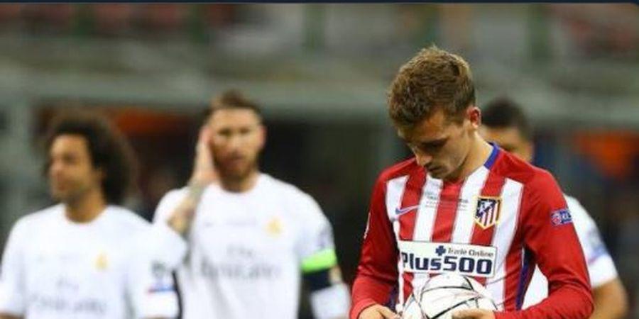 Kejamnya Pendukung Atletico Madrid, Minta Titisan Cristiano Ronaldo Cederai Antoine Griezmann