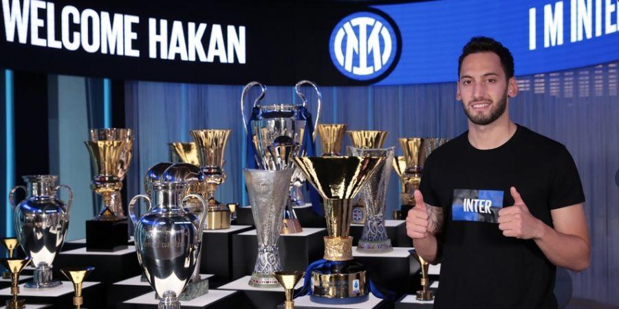 Hakan Calhanoglu Ungkap Alasan Tinggalkan AC Milan dan Terima Pinangan Inter Milan