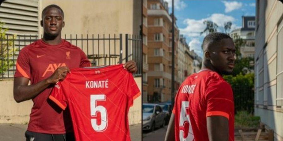 Catat! Ibrahima Konate Besok Bakal Lakoni Debut Bareng Liverpool