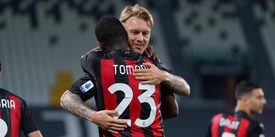 Diboyong AC Milan Seharga 479 Miliar, Begini Tanggapan Fikayo Tomori