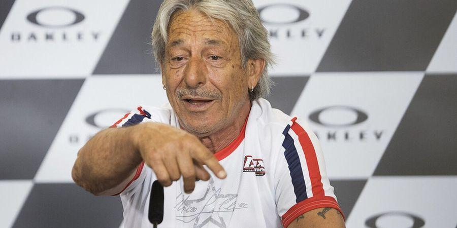 Nyinyir Soal Valentino Rossi, Nyawa Legenda Balap Motor Ini Terancam