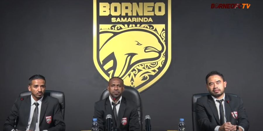 Boaz Solossa Usung Misi Ambisius bersama Borneo FC
