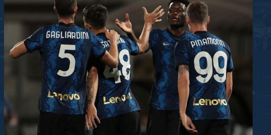 Hasil Pramusim Inter Milan - Debut Simone Inzaghi dan Jersi Sisik Ular Langsung Dramatis