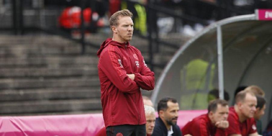 Piala Super Jerman 2021 - Julian Nagelsmann Incar Trofi Pertama bersama Bayern Muenchen