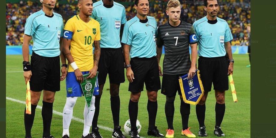 Jadwal Olimpiade 2020 - Usai di Piala Eropa, Jerman Masuk Grup Maut Lagi, Kini dengan Brasil