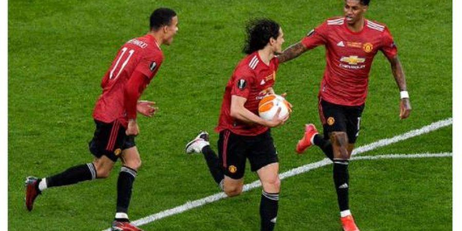Menurut Jamie O'Hara Trio, Lini Serang Tiga Tim Liga Inggris Masih Lebih Baik dari Milik Man United