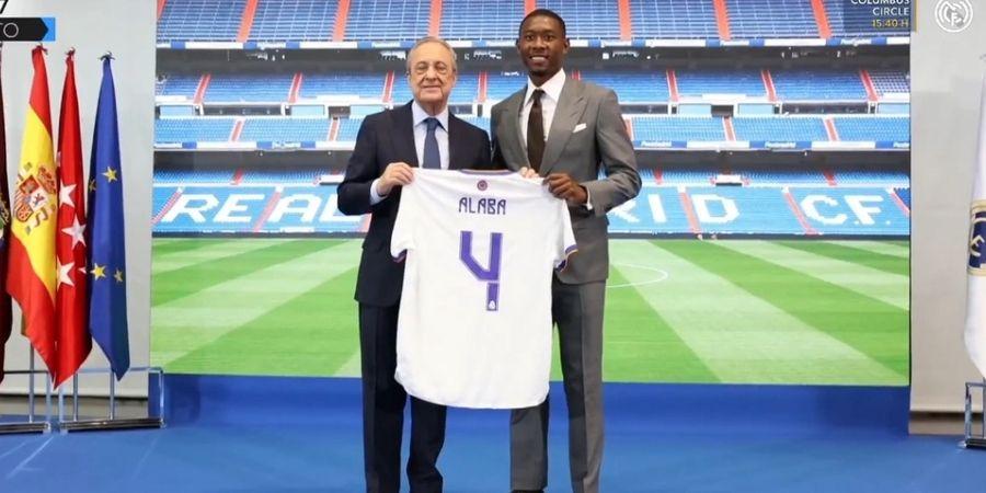 Seminggu Gabung, Bek Baru Real Madrid Positif COVID-19