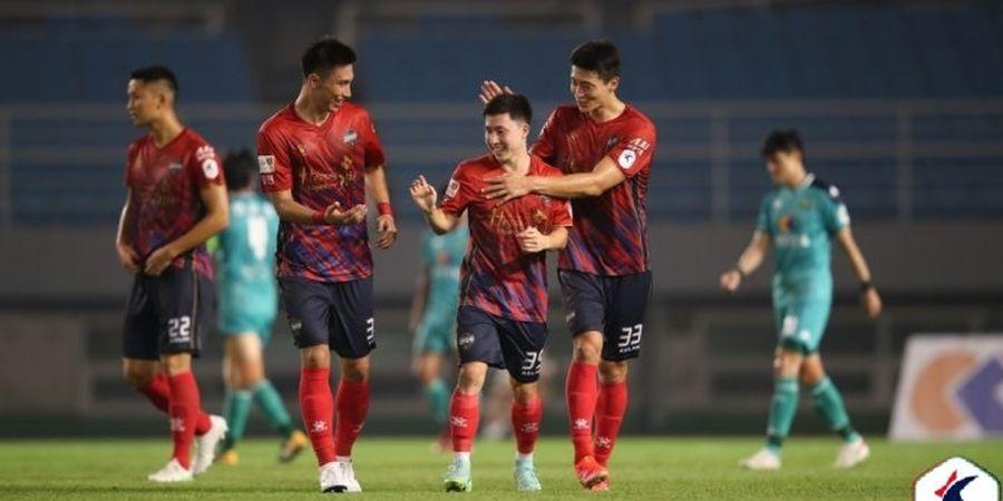 Penuh Drama VAR dan Asnawi Mangkualam Gagal Penalti, Ansan Greeners Kalah Lagi di K-League 2