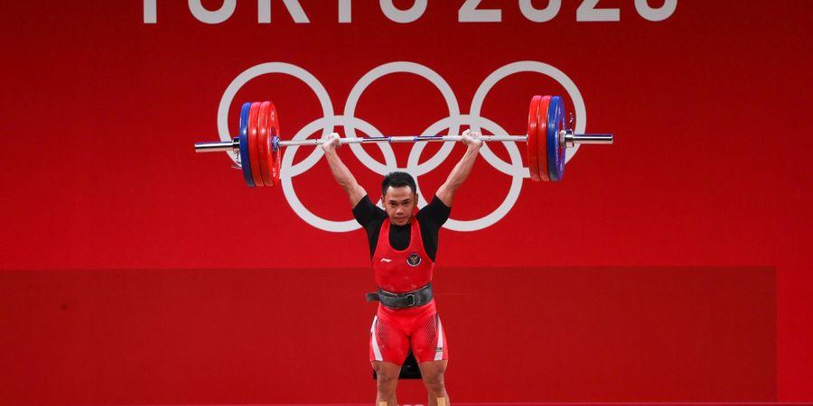 Ingin Raih Emas, Eko Yuli Jaga Asa Tampil pada Olimpiade Paris 2024