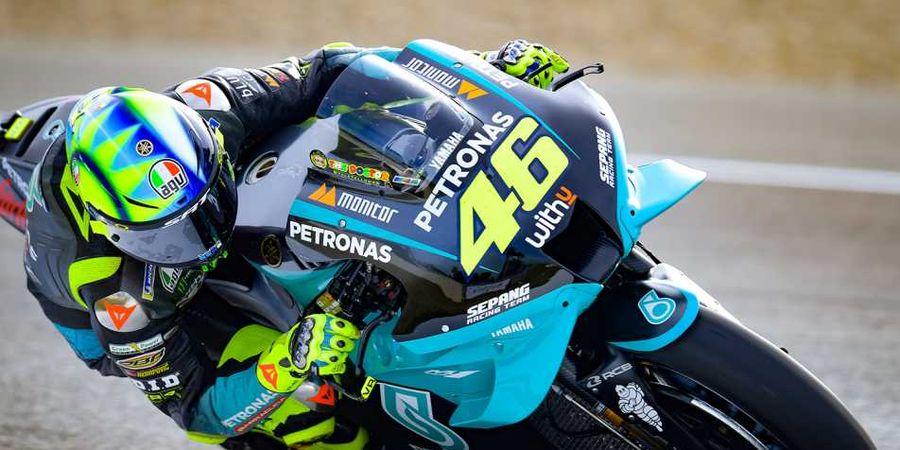 Lemot di MotoGP 2021, Petronas Akui Motor Valentino Rossi Belum Sesuai