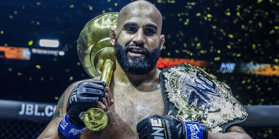 Tertarik Membelot dari UFC, Stipe Miocic Diancam Monster ONE Championship