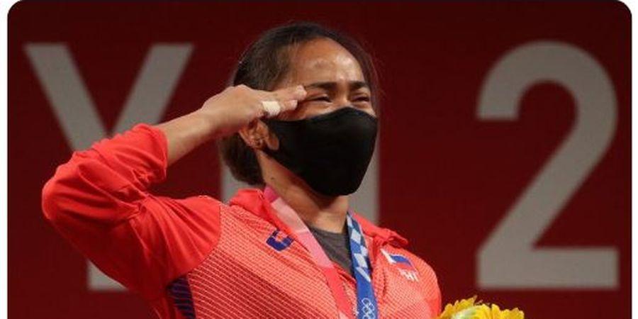 Olimpiade 2020 - Perjuangan Masih Panjang, CdM Terus Kobarkan Semangat Atlet